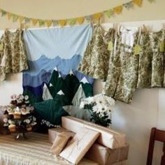 """O MG. Someone actually has done (kind of) my idea for Jonah's birthday party! Cute ideas, but I want """"Favorite Things"""" specifically, rather than Sound of Music."""
