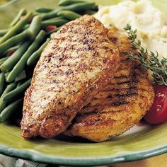 Omaha's baked Chicken Breasts