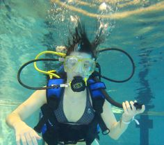 Easter adventures await at Grecian Sands Hotel Cyprus!  For beginners of scuba diving, we provide pool diving demonstrations by experienced instructors. Get prepared to explore the adrenaline of extreme sports with safety!  http://www.greciansands.com/things-to-do-in-ayia-napa.html  Photo credit: TauchSport_Steininger from Flickr