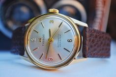 Tissot Seastar Automatic Gents/Unisex Vintage Watch c1960's-Stunning Piece! by…
