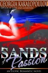 Awesome Romance Novels: Sands of Passion by Georgia Kakalopoulou