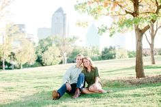 Dallas Engagement Session - Jessica + Colton - Denton, Frisco, Plano, Flower Mound, Dallas Texas Wedding Photographer