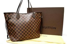 Louis Vuitton Neverfull MM Damier Ebene. Time to start saving :)