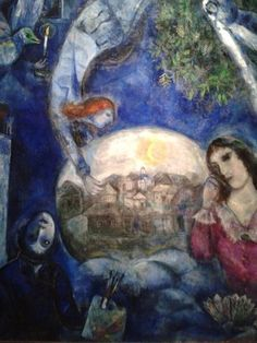 Illustrations posters marc chagall the lovers, marc chagall pa… - Cassiopeia Marc Chagall, Chagall Paintings, Matisse Paintings, Surrealism Painting, Artist Painting, Watercolor Artists, Painting Lessons, Watercolor Painting, Matisse Pinturas