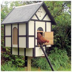 Bildresultat för fox safe chicken coop