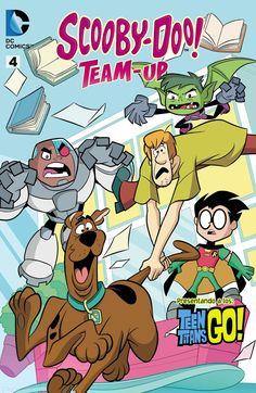 Galicia Comic: Scooby Doo Team-Up 4