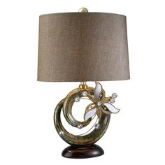 Crystal Table Lamp Home Goods: Free Shipping on orders over $45 at Overstock.com - Your Home Goods Store! Get 5% in rewards with Club O!