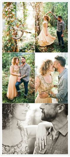 very handsome couple. love these photos and colors