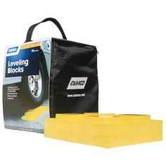 Camco 44505 Leveling Blocks  10 pack ** Visit the image link more details. Note:It is affiliate link to Amazon.