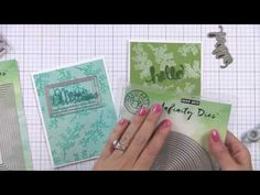 Coordinating Die Masking with Jennifer McGuire! Simon Says Stamp Blog