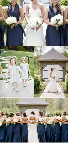 Need these flower girl dresses.