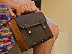 Η απίστευτη μόδα της ξύλινης τσάντας