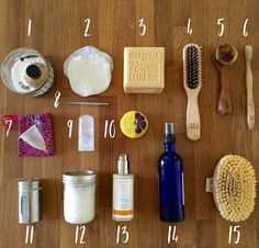 beauty and hygiene products that are sustainable