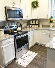 Crestline Counters could work after all Carpet, Cleaning, Kitchen Cabinets, Kitchen Remodel, Home Remodeling, Home Decor, Kitchen Cabinetry, Homemade Home Decor, Kitchen Base Cabinets