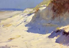 Colley Whisson   Blue and Gold 7x10