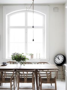 love these chairs for the dining room see more la wishbone chair interior break