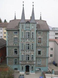 Glasscherbenvilla Passau | Bild: Stadtarchiv Passau
