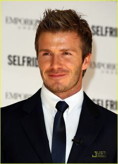 David Beckham~Holy Hot Stuff!