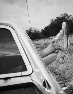 Photoshoot by Tamara Lichtenstein To Natacha