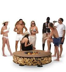 Resultado de imagem para fireplace outdoor
