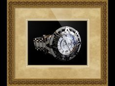 XOSKELETON Superlative Star Gen. 2.5 Watch Framed Print and Photo in Canvas, Beautiful and Unique