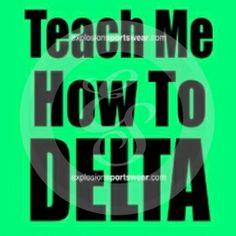 Sorority Style: Delta Delta Delta #custom #Greek #apparel #screenprint #design - Artwork   Explosion Greek Wear