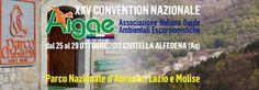 LAquila: XXV Convention Nazionale delle Guide Ambientali Escursionistiche