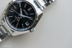 With The New Limited Edition Grand Seiko Hi-Beat GMT With Green Dial