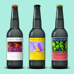 Church of the Atom - Nanostyle Brewing from Sweden