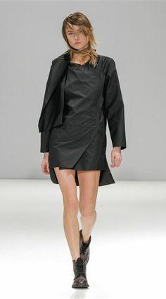 Portugal Fashion: Daniela Barros - Outono-inverno 2014/15 - Vogue Portugal