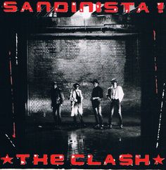 The Clash Sandinista! on + Poster Newly Remastered by The Clash from the Original Tapes The punk movement gave birth to some important bands, but none were more important than The Clash The Clash, Joe Strummer, Punk Rock, Music Album Covers, Music Albums, Vinyl Lp, Vinyl Records, London Calling, Music Games