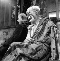 Atelier Robert Doisneau |Galeries virtuelles desphotographies de Doisneau - Cirque
