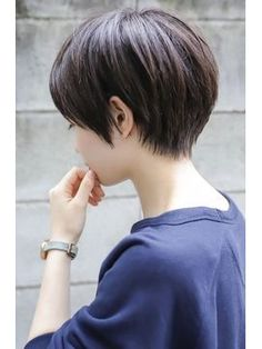Hairstyles For School Short Bob Haircuts 52 New Ideas Short Hair Tomboy, Girl Short Hair, Tomboy Hairstyles, Cool Hairstyles, Short Hair Styles Easy, Short Hair Cuts, Korean Short Hair, Korean Haircut, Girls Short Haircuts
