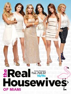 Real Housewives of Miami, its almost getting embarassing at this point!