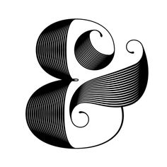We love this beautiful Ampersand print from Jude Landry (YG8), available as part of the ADC Young Guns Collection on Society6. Check out more work from Jude and other ADC Young Guns here!Follow Jude @judelandryFollow Society6 @society6-EB