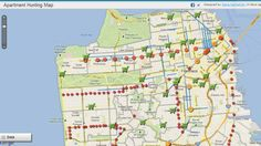 Moving to San Francisco? This Map Will Help You Figure Out Where to Live