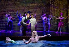 Photo Flash: First Look at Norbert Leo Butz, Kate Baldwin & More in BIG FISH on Broadway