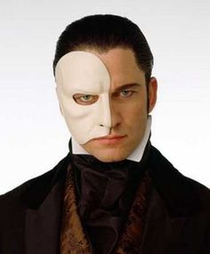 Gerard Butler as Phantom of the Opera. So mysterious and yet, totally hot!