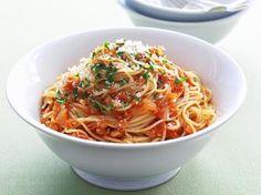 Spaghetti met tomatensaus (Libelle Lekker!)