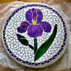 Mosaic Garden Art, Mosaic Tile Art, Mosaic Diy, Mosaic Crafts, Mosaic Ideas, Mosaic Artwork, Mosaic Rocks, Mosaic Stepping Stones, Stone Mosaic