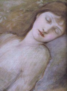 by Edward Burne-Jones.