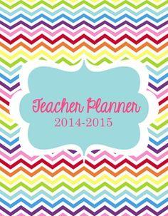 BUNDLE Organize,Plan,&Go! Planner & Organizer Chevron Editable, common core standards, lifelong tool, guided reading, writing workshop, $ #teacherplanners #chevron #teacher