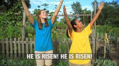 Barnyard Roundup Music Video | He Is Risen | Concordia's 2016 VBS