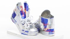 so if these are made from red bull cans...does that mean ill be able to fly if i wear them?