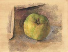 Pablo Picasso - Apple (1914), Private Collection