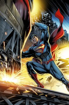 Awesome Man Of Steel artwork