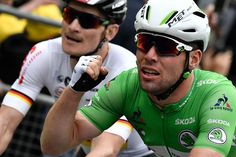 Mark Cavendish (Dimension Data) wins stage 3 of the Tour de France