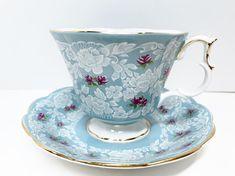 Royal Albert Tea Cup and Saucer True Love Pattern