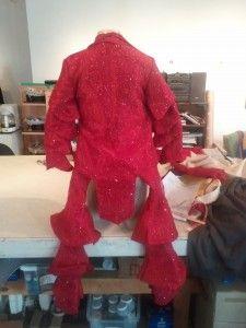 Sebastian jacket back