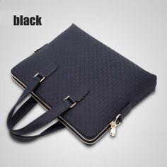 608ad93d7 Nová kožená taška z bavlněné kůže z bavlněné kůže Baotou s koženým ramenem  diagonální kufřík s kufříkem 14 palců